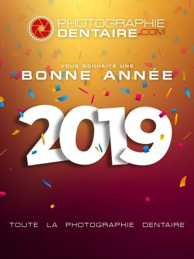 Photographie dentaire 2019